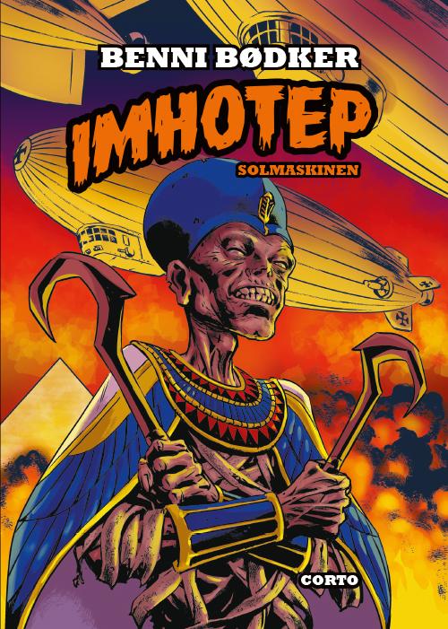 Imhotep 3: Solmaskinen