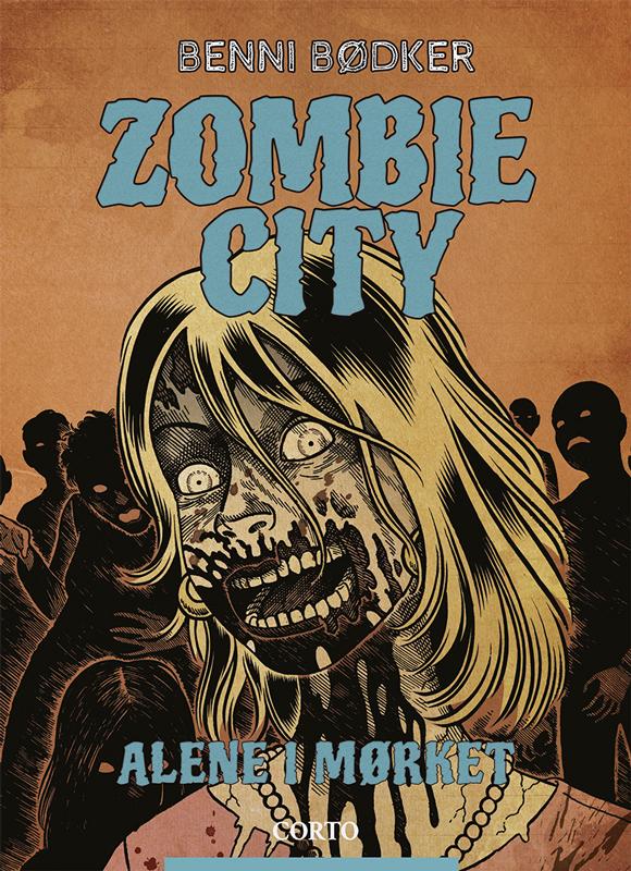 Zombie City 2: Alene i mørket