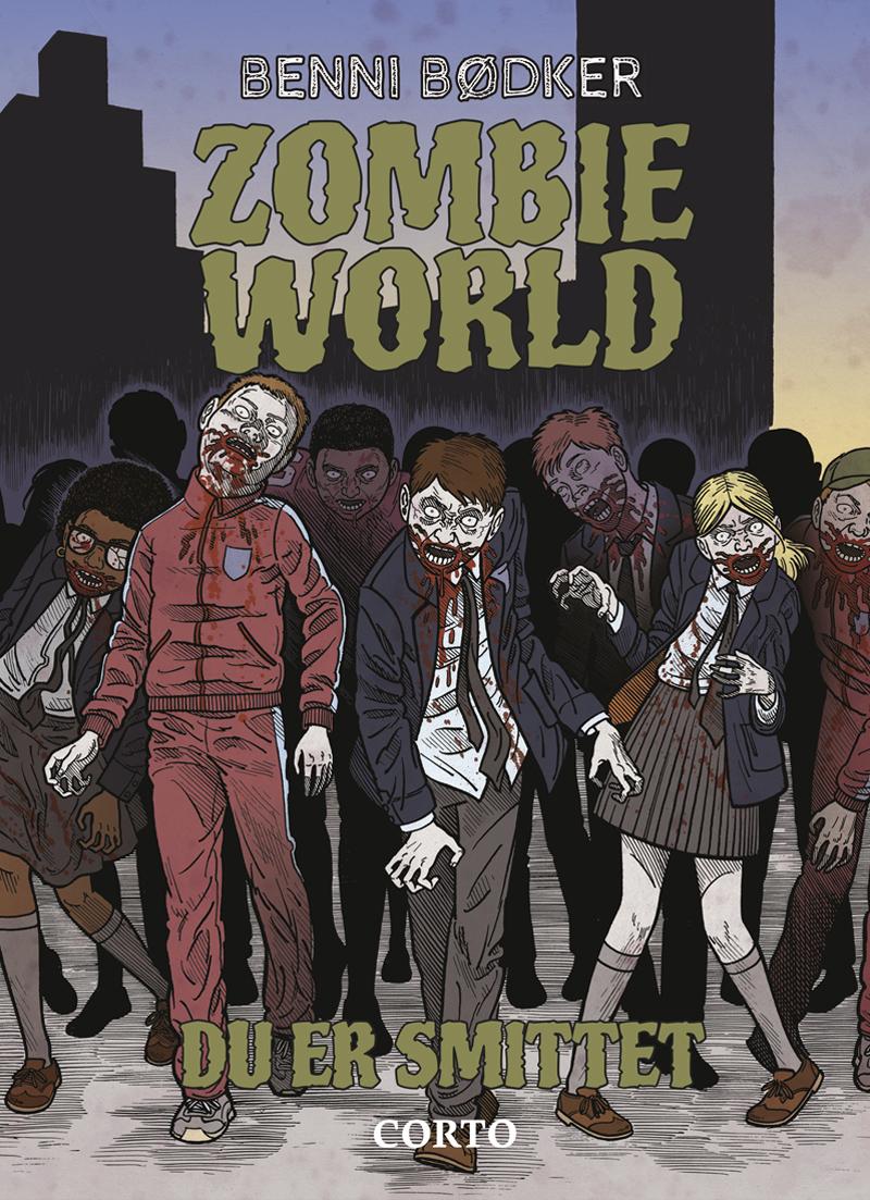 Zombie World 1: Du er smittet