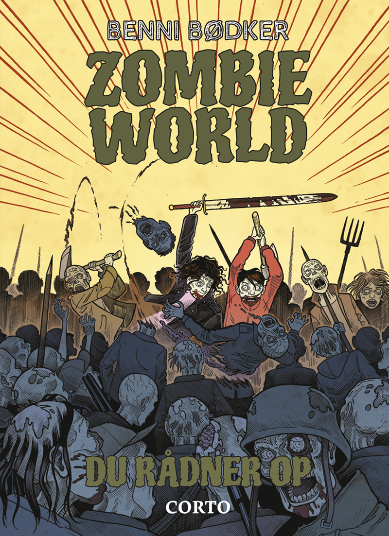 Zombie World 4: Du rådner op